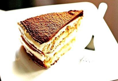 Cake, Tiramisu