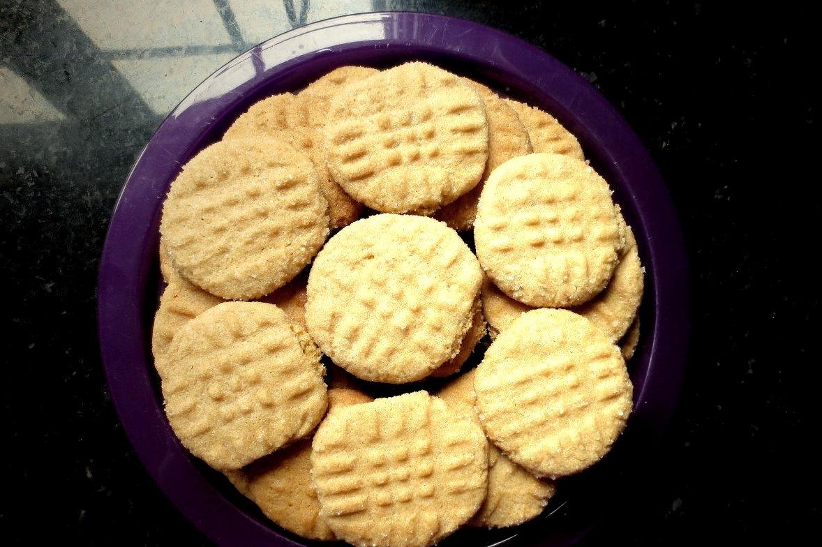 Peanut Butter Cookies!More at secretsofanamateurchef.tumblr.com
