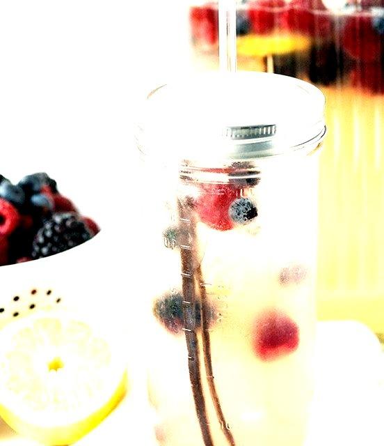 Recipe: Vanilla Berry Lemonade