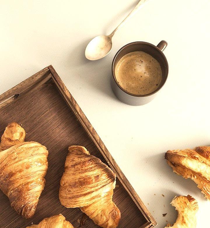 Fresh Croissants Photographer CV